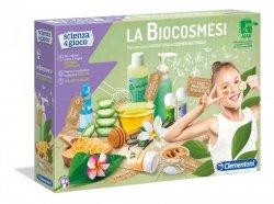 Naukowa Zabawa Zestaw Kosmetyków Bio Clementoni 50658