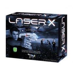 Pistolet laserowy na podczerwień Laser X TM Toys 88011