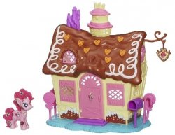 Domek My Little Pony Cukiernia Pinkie Pie Hasbro A8203