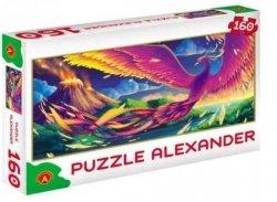 Puzzle Magiczny Feniks 160 el. Alexander 0655