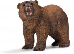 Niedźwiedź Grizzly Figurka Schleich 14685