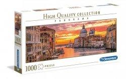 Puzzle Panoramiczne Canal Grande Wenecja 1000 el. Clementoni 39426