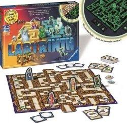 Gra planszowa Labirynt świecący w ciemności Ravensburger 267248