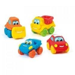 Zabawka Mięciutki Samochodzik Clementoni 14099