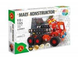 Zestaw Konstrukcyjny Mały Konstruktor Lorry 195 el. Alexander 2305