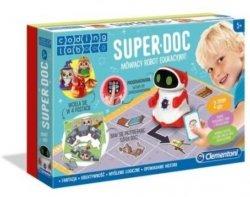 Super DOC Mówiący Robot Edukacyjny Clementoni 50640