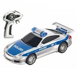 Samochód RC Porsche 997 GT3 Policja Carrera 43001