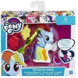 Rainbow Dash Kucyki na wybiegu My Little Pony Hasbro B9622
