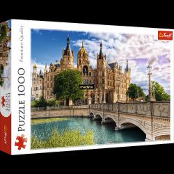 Puzzle Zamek na Wyspie 1000 el. Trefl 10669