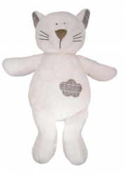 Maskotka Kot Luciano Biały 25 cm Beppe 13329