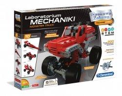 Naukowa Zabawa Laboratorium Mechaniki Monster Truck Clementoni 50062