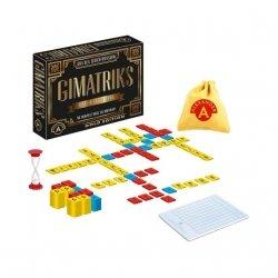 Gra słowna Gimatriks Alexander 2108