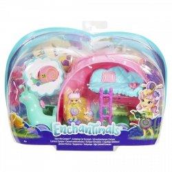 Enchantimals Kamper Ślimaków Kwitnący Ogród Mattel GCT42
