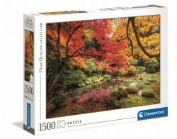 Puzzle Jesienny Park 1500 el. Clementoni 31820