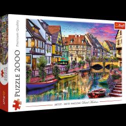 Puzzle Colmar Francja 2000 el. Trefl 27118