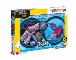 Puzzle Ocean Expedition 180 el. Clementoni 29205