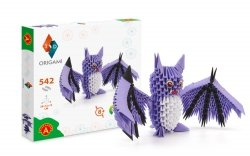Origami 3D Nietoperz Alexander 2554