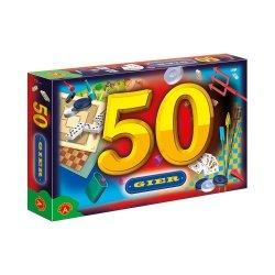 Zestaw gier Świat 50 Gier Alexander 0156