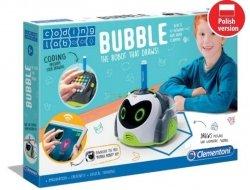 Robot Zabawka dla Dzieci Bubble Clementoni 50668