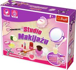 Studio Makijażu Zestaw Science 4 You Trefl 60708