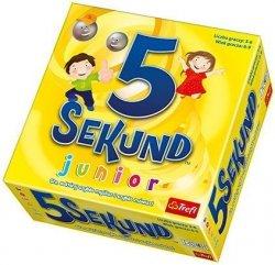 Gra rodzinna 5 Sekund Junior Trefl 01138