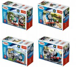 Puzzle Mini Tomek Podróżnik 20 el. Tomek i Przyjaciele Trefl 56019