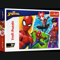 Puzzle Spiderman i Miguel 30 el. Trefl 18242