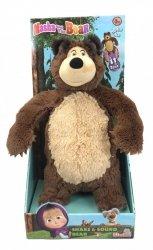 Maskotka Masza i Niedźwiedź Śmiejący Się Misza Simba 9301083