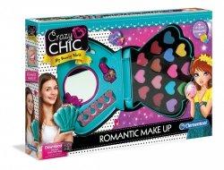 Crazy Chic Romantyczny makijaż Clementoni 78422