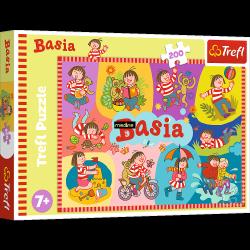 Puzzle Basia 200 el. Trefl 13282