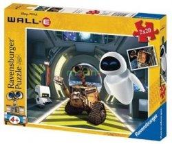 Puzzle Wall-e 2x20 el. Ravensburger 089789