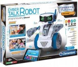 Mówiący Cyber Robot Programowalny Clementoni 50122