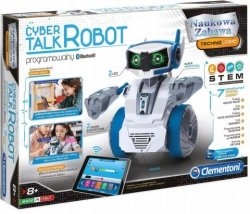Mówiący Cyber Robot Clementoni 50122