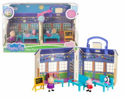 Świnka Peppa Duży Zestaw Szkoła TM Toys