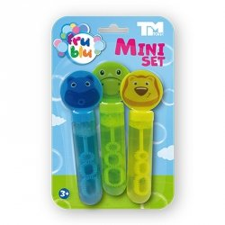 Bańki mini Fru Blu Zabawne zwierzaki TM Toys 8237