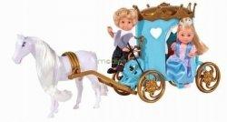 Lalka Evi i Timmy w karecie Simba 5738516