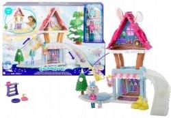 Enchantimals Zimowa Chatka Zestaw Mattel GJX50