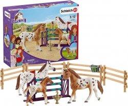 Zestaw Treningowy Koń Appaloosa Figurka Schleich 42433