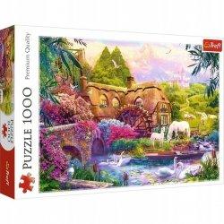 Puzzle Bajkowa kraina 1000 el. Trefl 10496