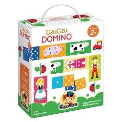 Domino Obrazkowe CzuCzu 33699