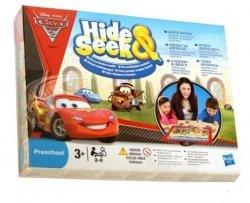 Gra Cars 2 Auta Ukryj i Znajdź Hasbro 27114