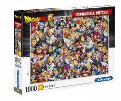 Puzzle Dragon Ball 1000 el. Clementoni 39489