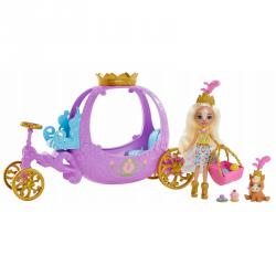 Enchantimals Królewska Karoca Mattel GYJ16