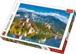 Puzzle Bled, Słowenia 500 el. Trefl 37259