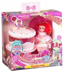 Cupcake Surprise Zestaw Tort Stół Piknikowy 2w1 TM Toys 1136