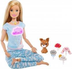 Lalka Barbie Medytacja z dźwiękiem Mattel GNK01