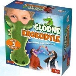 Gra Głodne krokodyle Trefl 01624
