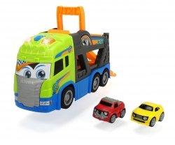 Happy Scania Laweta z autami Dickie 3817000