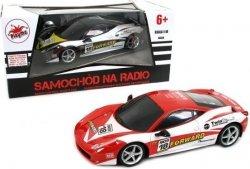 Zdalnie Sterowany Samochód Ferrari RC z Ładowarką Brimarex 56918