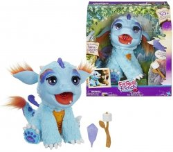 Interaktywny Torch Mój Mały Smok Fur Real Friends Hasbro B5142